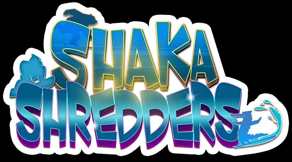 Shaka Shredders Logo